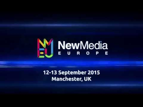 Manchester - Host City for New Media Europe #NMEU