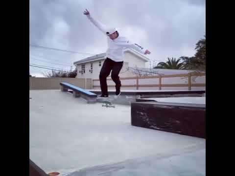 Casual bigflip backtail shuv by @shanejoneill 🔥 | Shralpin Skateboarding