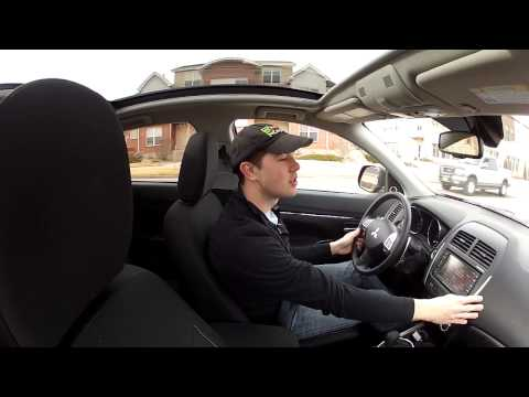 Real Videos: 2013 Mitsubishi Outlander Sport SE AWC Review