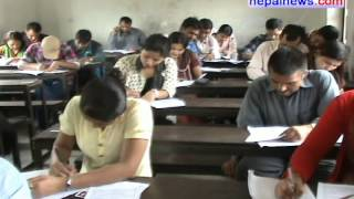 Teacher exam starts