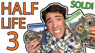 "Selling ""Half Life 3"" To Gamestop 😂"