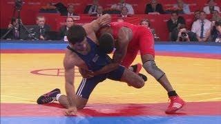 Men's 66kg Wrestling Bronze Medal - Tanatorov & Lopez Azcuy | London 2012 Olympics