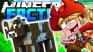 "Minecraft Factions ""The Cow Grinder!"" Episode 7 Season Two (Minecraft Treasure Wars)"