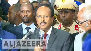 Somali Picks A New President