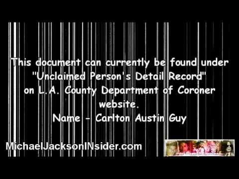 Michael Jackson Unbelievable (Death Hoax) Documents
