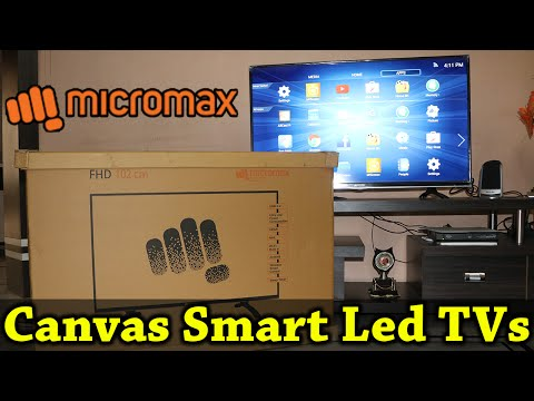 Micromax Canvas-S Full HD Smart LED TV : Full Review