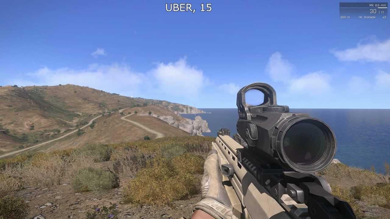 Battlefield 4 vs arma 3