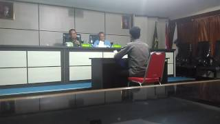 Sidang Proposal Selamat Muliyadi Mahasiswa Pasca Sarjana Ekonomi Islam Universitas Islam Indonesia
