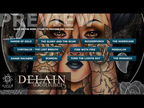DELAIN - Moonbathers (Preview) | Napalm Records