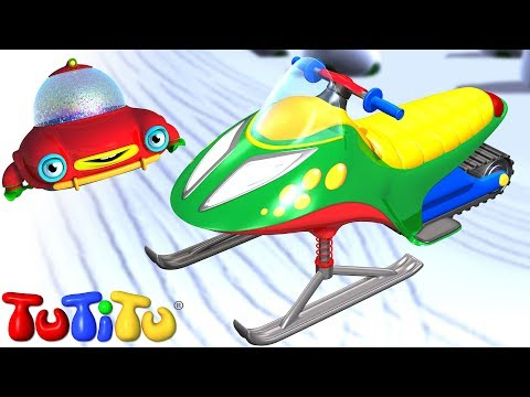 New! Snowmobile Toy   TuTiTu Toys for Kids