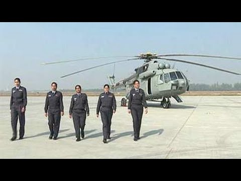 Wonder women of the Indian Air Force