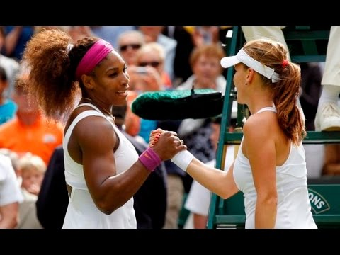 Serena Williams vs Agnieszka Radwanska 2012 Wimbledon Final Highlights