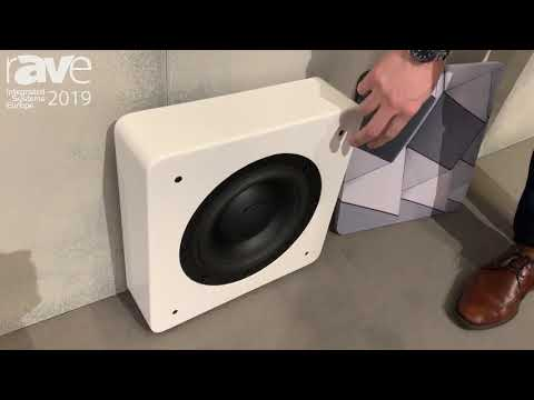 ISE 2019: Wisdom Audio Unveils the Insight On-Wall Speaker Series