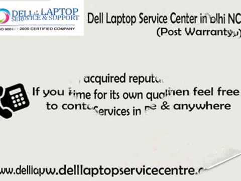 Dell Laptop Service Center in Delhi NCR