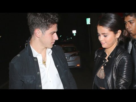 Selena Gomez Romantic Date VIDEO with David Henrie - Making Justin Bieber Jealous?