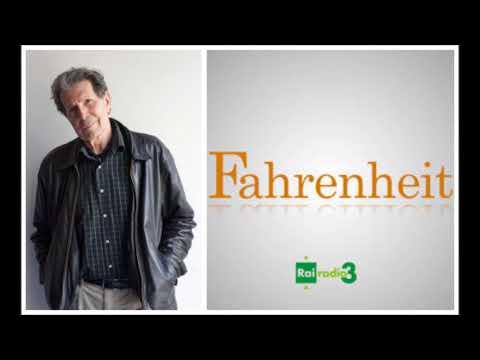 Gianni Celati intervista Radio3 Fahrenheit 7 Aprile 2011