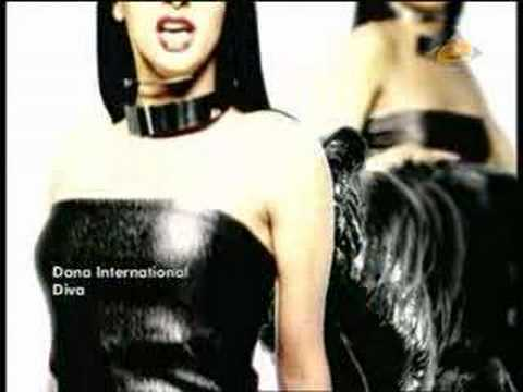 Dana International - DIVA ( Hebrew)