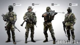 Battlefield 4 Russian army voices in 10 minutes
