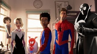 'Spider-Verse' Just Launched Its Own Universe of Spider-Man Characters