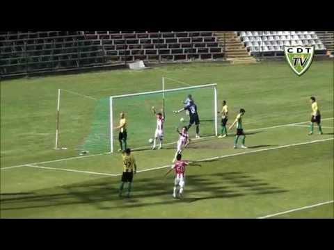 Leixões 1-0 Tondela (Liga 2 Cabovisão)