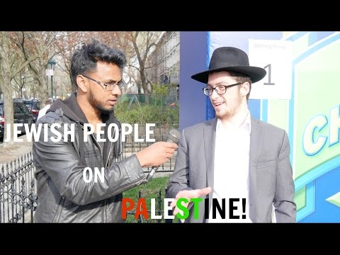 PALESTINIANS SHOULD LEAVE ISRAEL?!