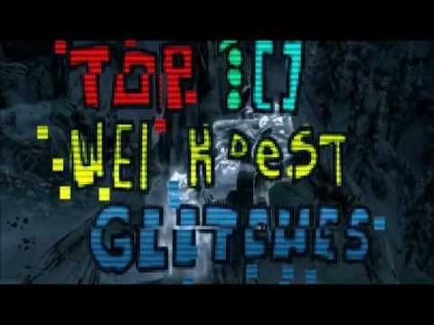 Top 10 Weirdest Glitches in Video Games