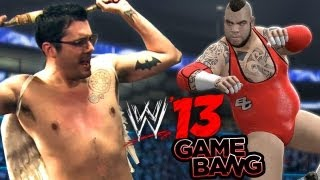 CUPIDSHIRE JOINS THE WWE (Smosh Game Bang)