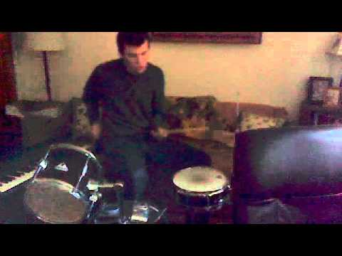 The Hussy - Sexi Ladi (drum Cover) video