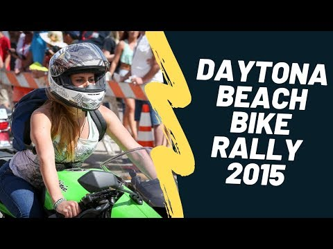 Hot Girls & Sexy Bikes - Daytona Bike Week