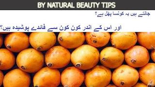 Download Loquat Fruit Benefits in Urdu || Healt Tips in Urdu By Natural Beauty Tips 3Gp Mp4