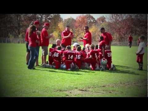 Wolcott Midget Football Highlight Trailer 2012 (2013 Banquet) (01:58)
