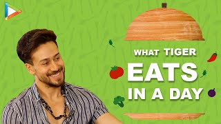 What I Eat In A Day With Tiger Shroff | Secret Of His Amazing Fitness | Bollywood Hungama