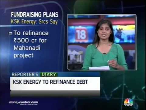 KSK Energy to raise Rs 1000cr via ECB to refinance debt