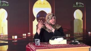 Treatment of Anxiety & Depression in Islam - by Sister DurreShehwar Mirza@ Al Manar Centre Dubai