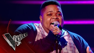 Download Lagu Israel Allen performs 'And I Am Telling You I'm Not Going': Blind Auditions 5 | The Voice UK 2017 Gratis STAFABAND