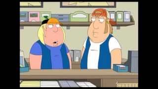 Family Guy - Chris Griffin über Herr der Ringe