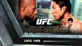 UFC 186 - Johnson vs. Horiguchi
