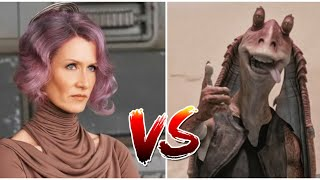 Star Wars - The Sequel Defenders vs The Prequel Haters