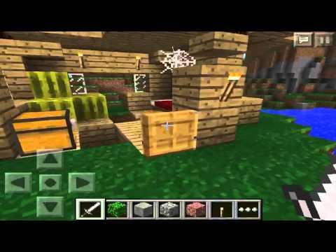 Minecraft PE: LOS JUEGOS DEL HAMBRE - MONTAÑAS ENORMES   Review De Mapa #2