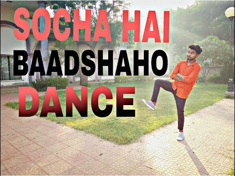 download lagu Socha Hai Freestyle Dance  Baadshaho  Choreography By gratis