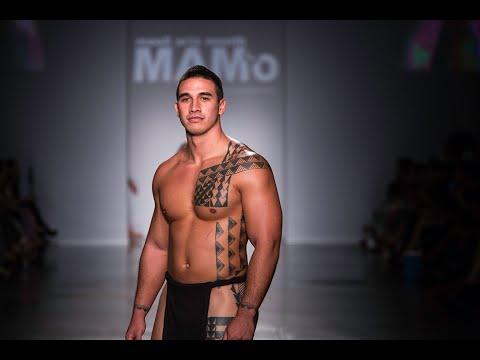 Hawaiian Airlines presents MAMo Wearable Art Fashion Show at HONOLULU Fashion Week, Nov. 8, 2014