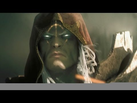Darksiders - The Story: The Summoning of War Part 1