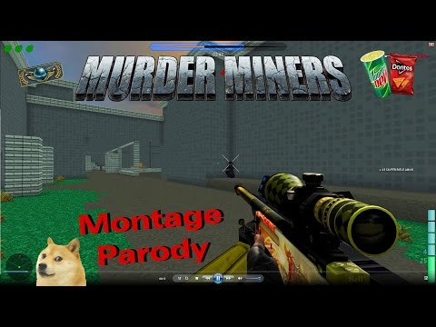 MURDER MINERS : Fun Times Being Had