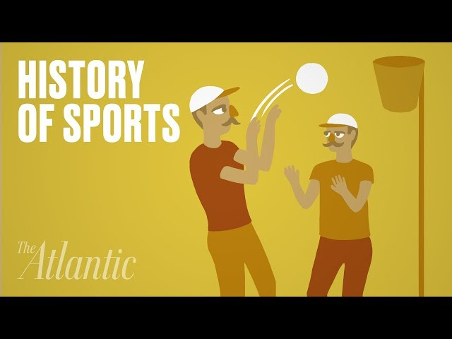 A Visual History of Sports