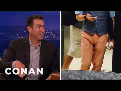 Rob Riggle: Moose Knuckle Photography Expert
