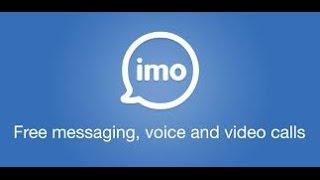 Download imo for Pc   How to Install & use imo on bangla