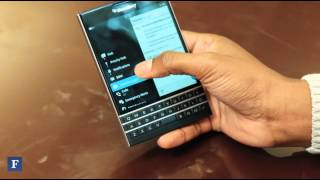 Forbes по-русски: Краткий обзор BlackBerry Passport