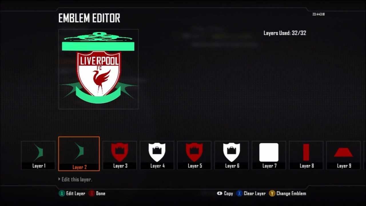 Bo2   Football Club Emblem