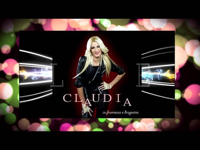 CLAUDIA SPOT ALBUM CE FRUMOASA E DRAGOSTEA
