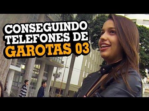 CONSEGUINDO TELEFONES DE GAROTAS 03 - Stupidshow